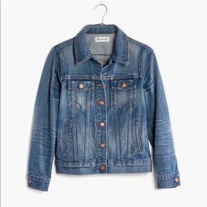 Madewell denim jacket Pinter wash LN